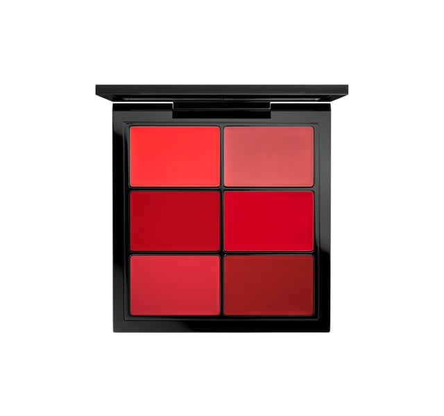 Pro Lip Palette 6 Editorial Reds